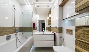 Przy wyborze oświetlenia LED do łazienki warto kierować się indywidualnym odbiorem temperatury barwowej sztucznego oświetlenia