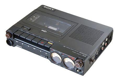 Pressman TC-D5 był protoplastą znanego nam Walkmana.