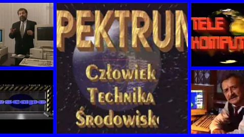 """""""Escape"""", """"Multimedialny Odlot"""", """"Spektrum"""", czyli kultowe programy w TV. Występował w nich Piotr Rubik i Kazimierz Kaczor"""