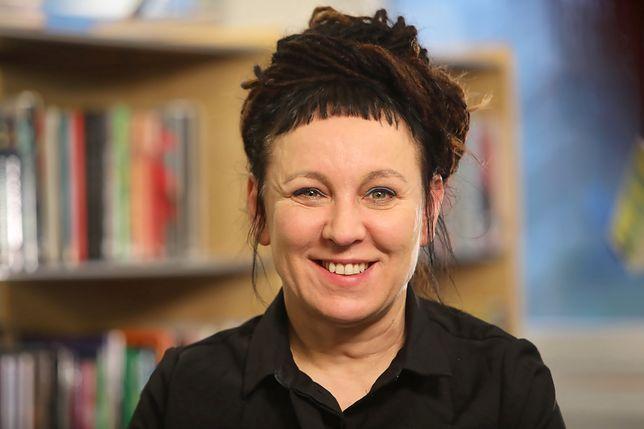 Olga Tokarczuk wspiera gejów i lesbijki.