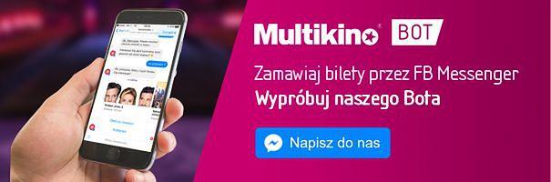 Multikino uruchamia pierwszego w Europie kinowego chatbota