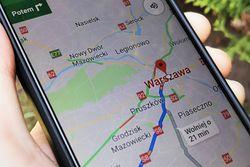 Mapy Google: musisz udostępnić dane, by zachować nawigację