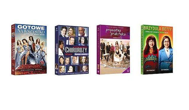 Najnowsze sezony jednych z najlepszych seriali telewizyjnych dekady