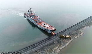 Rosja. Wypadek wydarzył się na doświadczalnym poligonie rakietowym nad Morzem Białym