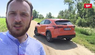 Lexus NX 300h: sprawdzamy, ile paliwa zużywa hybrydowy SUV