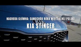 Kia Stinger - Samochód Roku Wirtualnej Polski