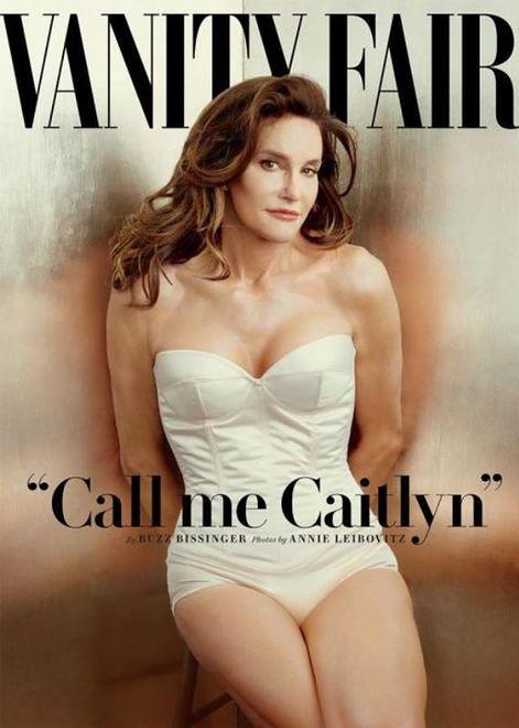 "Debiut Caitlynn Jenner w ""Vanity Fair"""