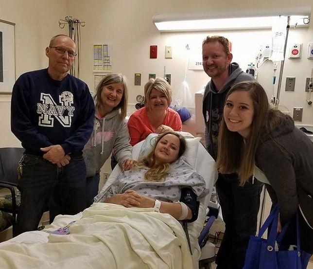 Carrie DeKlyen zrezygnowała z chemioterapii, żeby nie zaszkodzić ciąży.