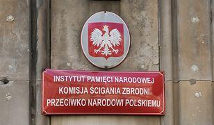 Instytut Pamięci Narodowej – Komisja Ścigania Zbrodni przeciwko Narodowi Polskiemu