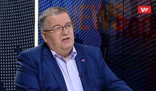 """Antoni Macierewicz marszałkiem seniorem? """"Taka możliwość istnieje"""""""
