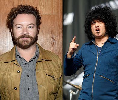 Danny Masterson (po lewej) jest oskarżany przez wokalistę The Mars Volta o otrucie jego psów