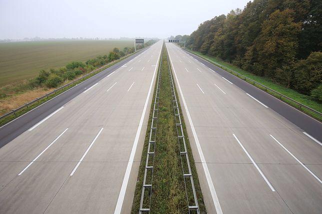 Autostrada A2 po stronie niemieckiej zamknięta na weekend w obie strony. Ostrzeżenie dla kierowców