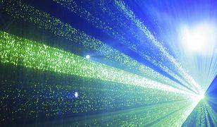 Nowy laser wykryje skład chemiczny przedmiotów