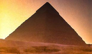 Wewnątrz piramidy znajduje się ukryta sala