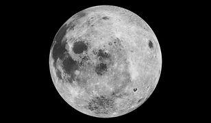 Już wcześniej odkryto wodę na Księżycu