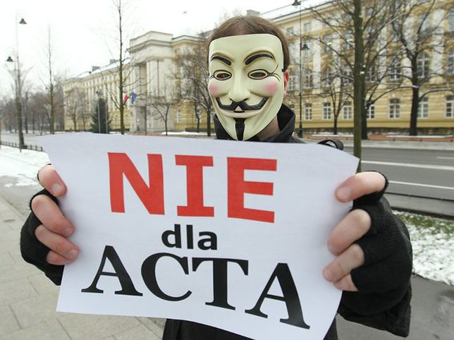 Europejski Trybunał Sprawiedliwości: ACTA nielegalne?