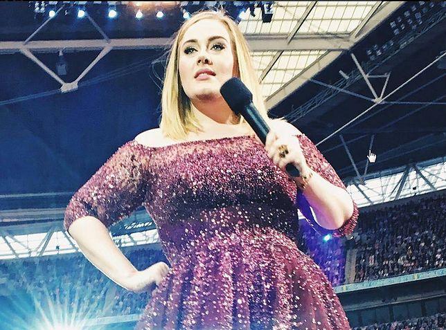 """Adele może już nigdy nie ruszyć w trasę. """"Kiepsko sobie z tym radzę"""""""
