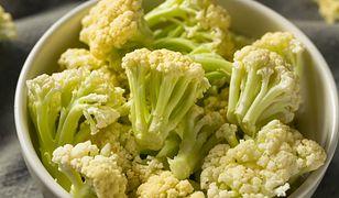 Skrzyżowanie azjatyckiej odmiany kalafiora z brokułem