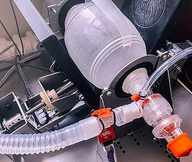 Polska firma tworzy respirator z drukarki 3D. Trwają testy prototypów