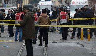 Eksplozja w Turcji, 10 osób rannych.