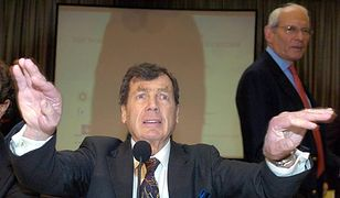 Zmarł Edgar Bronfman, były prezes Światowego Kongresu Żydów