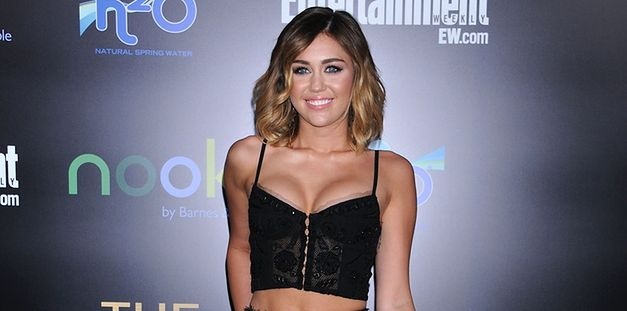 Miley Cyrus nie jest anorektyczką!