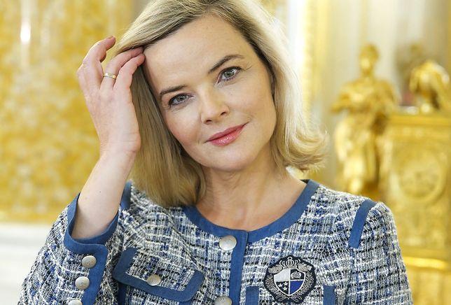 Monika Zamachowska pochwaliła się fanom swoim nowym zajęciem