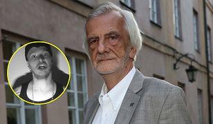 """Ryszard Terlecki o synu Gowina: """"To jakiś świr"""""""
