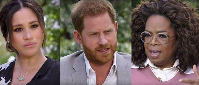 Księżna Meghan i książę Harry o Oprah Winfrey. Gdzie oglądać wywiad?