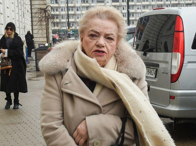 Anna Seniuk sprzedaje posiadłość