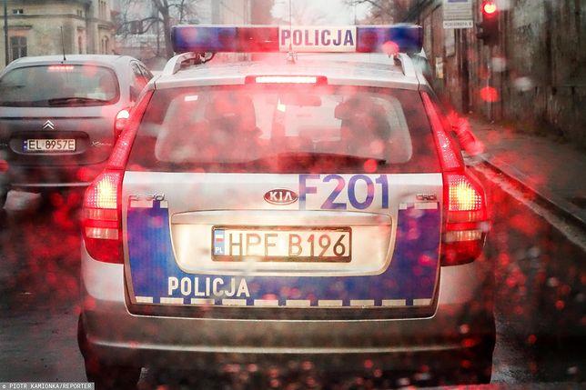 Zdjęcie ilustracyjne. Kierowca uciekał przed policją przez 11 km