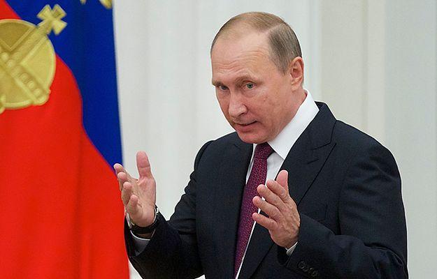 Władimir Putin o obawach Zachodu ws. rosyjskiej armii: jacyś nerwowi są