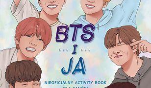 BTS i ja. Nieoficjalny activity book dla fanów