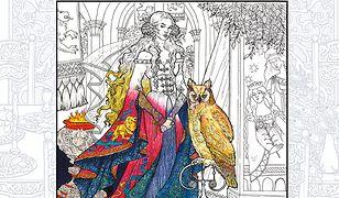 Gra o tron. Książka do kolorowania