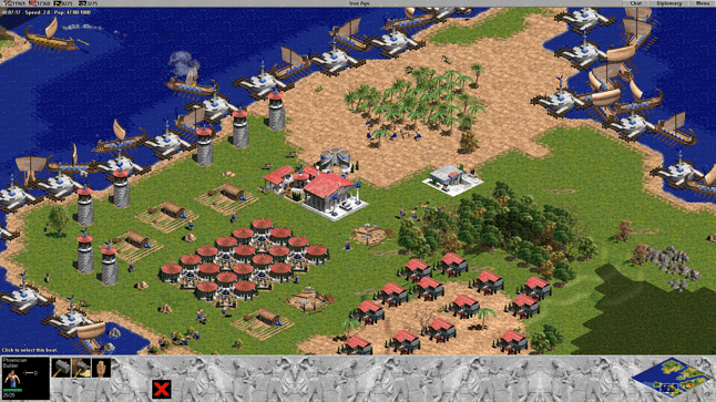 Age of Empires z 199 roku.
