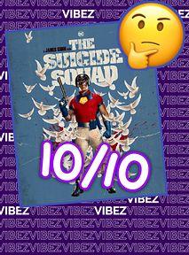 """""""The Suicide Squad"""": sceny po napisach. Jak [ON] przeżył? Bonus: krótka recenzja"""