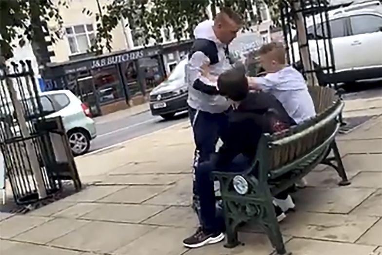 Zaatakował 16-latka na ulicy. Nie wiedział, z kim zadziera