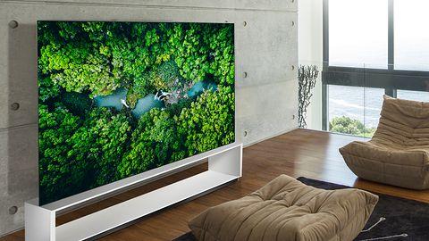 LG Real 8K na CES 2020. Nowe telewizory o przekątnej do 88 cali