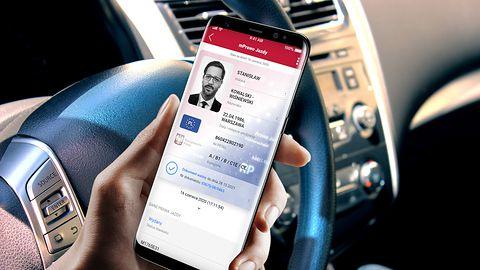 """Prawo jazdy w aplikacji mObywatel od 5 grudnia 2020r. Zamień """"plastik"""" na mPrawo Jazdy"""