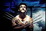 Wolverine z bronią X