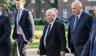 Kaczyński wraca i zamierza zareagować na bunty w PiS.