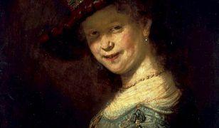 Saskia – to dzięki niej  mógł tworzyć Rembrandt
