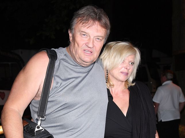 Krzysztof Cugowski z żoną Joanną