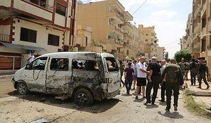 Bahrajn. Wybuch zabił kobietę, dzieci ranione