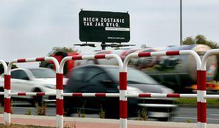 """Kolejna wpadka kampanii billboardowej """"Sprawiedliwe Sądy"""""""