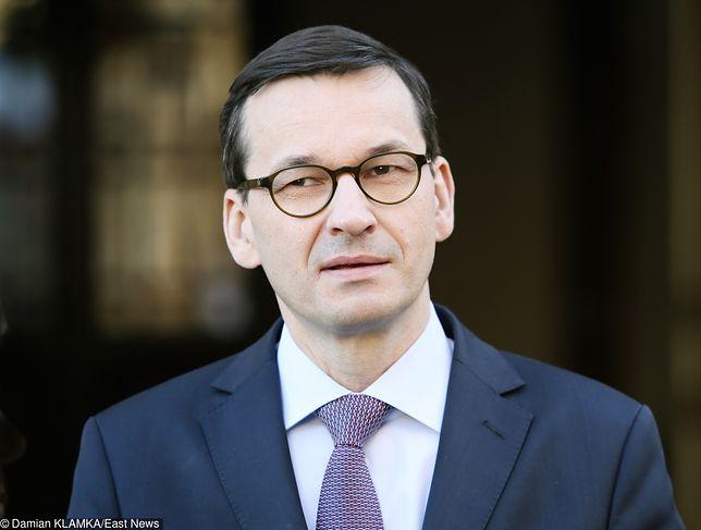 Nie wiadomo na razie, czy w sprawę zamykanego zakładu zaangażuje się osobiście premier Mateusz Morawiecki.
