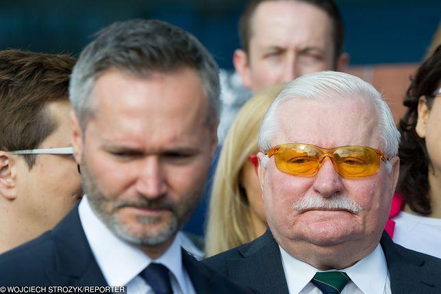 Lech Wałęsa świadomie nie pojechał do szpitala