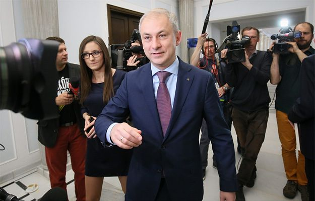 """Grzegorz Napieralski został nagrany w restauracji """"Sowa i Przyjaciele""""?"""