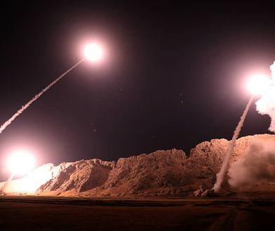 Syria: Atak rakietowy Iranu. Ostrzelano terrorystów