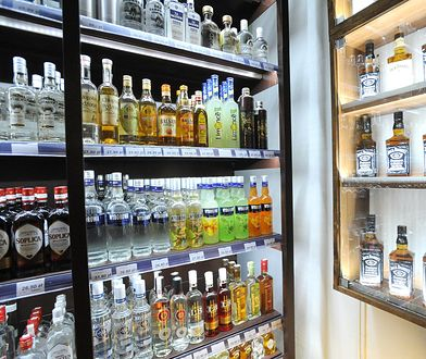 Sprzedaż smakowych alkoholi w ostatnich latach wzrosła o kilka procent